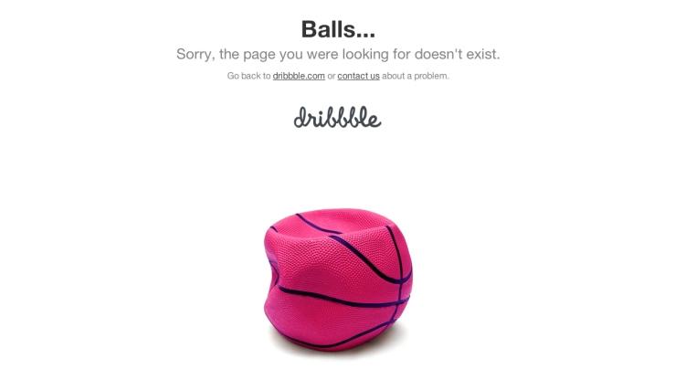 dribbble-404